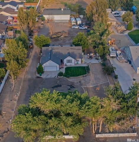 915 Jennys, Fernley, NV 89408 (MLS #210013950) :: Chase International Real Estate
