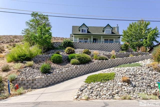 4488 Voltaire, Carson City, NV 89703 (MLS #210013972) :: Vaulet Group Real Estate