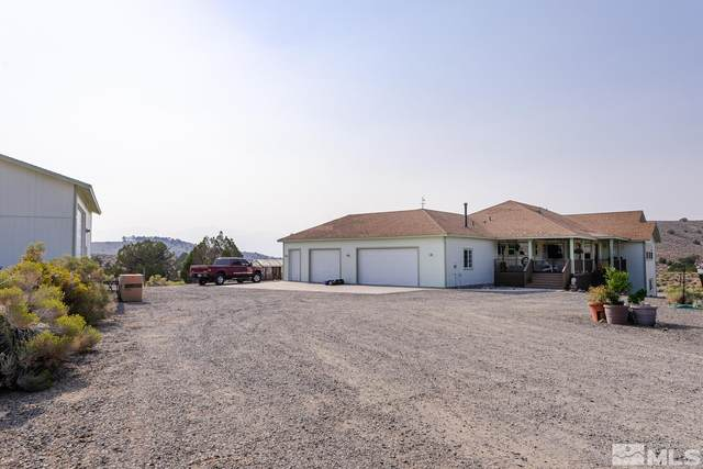 1638 Finch, Gardnerville, NV 89410 (MLS #210014029) :: Colley Goode Group- CG Realty