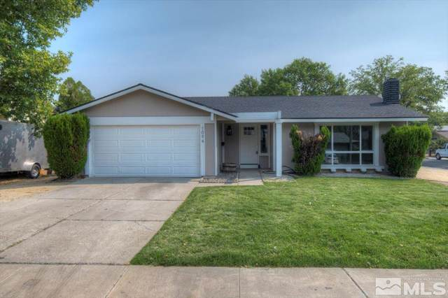 1094 E Greenbrae, Sparks, NV 89434 (MLS #210014103) :: Colley Goode Group- CG Realty