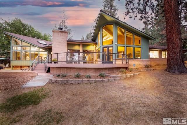 4200 Numaga Pass, Carson City, NV 89703 (MLS #210014143) :: Vaulet Group Real Estate