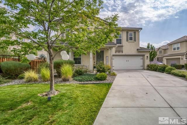 7015 Sacred Circle, Sparks, NV 89436 (MLS #210014194) :: Vaulet Group Real Estate