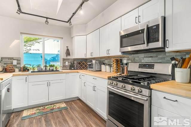 1302 4th St, Sparks, NV 89431 (MLS #210014204) :: Chase International Real Estate