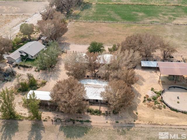 2222 Tree Line Rd., Fallon, NV 89406 (MLS #210014223) :: Colley Goode Group- CG Realty