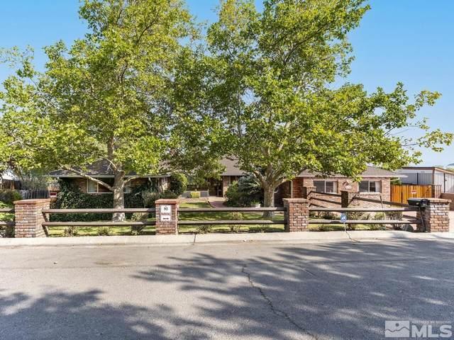 2270 Lindley Way, Reno, NV 89509 (MLS #210014248) :: NVGemme Real Estate