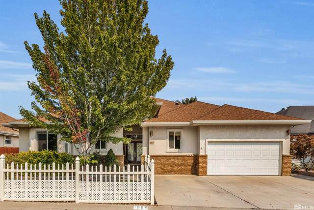 1554 Evergreen, Carson City, NV 89703 (MLS #210014264) :: Colley Goode Group- CG Realty