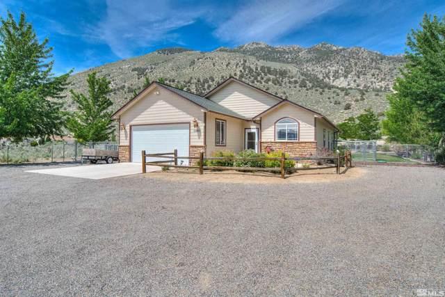 114813 Us Highway 395, Topaz, Ca, CA 96133 (MLS #210014269) :: NVGemme Real Estate