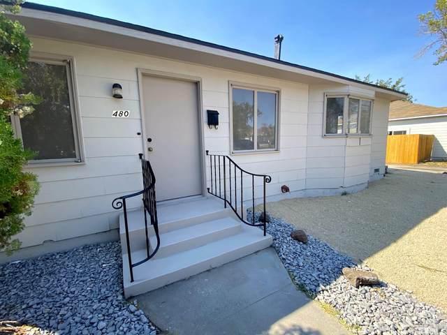 480 S Russell Street, Fallon, NV 89406 (MLS #210014273) :: NVGemme Real Estate