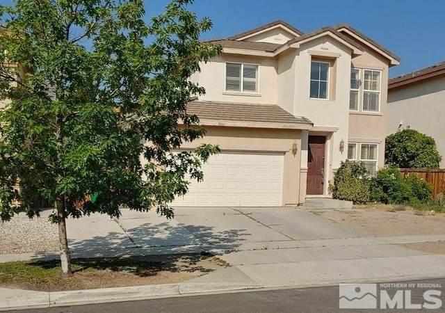 1439 Mount Grant, Reno, NV 89523 (MLS #210014282) :: Vaulet Group Real Estate