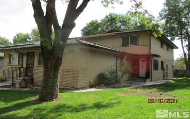 624 Oakwood Drive #3 #3, Sparks, NV 89431 (MLS #210014323) :: NVGemme Real Estate