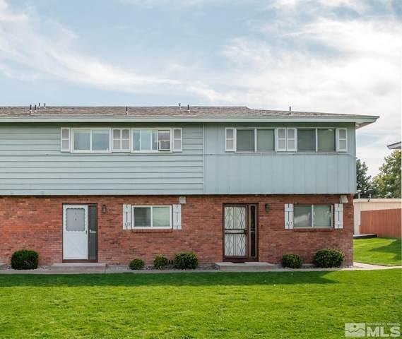 620 Smithridge Park, Reno, NV 89502 (MLS #210014325) :: Theresa Nelson Real Estate