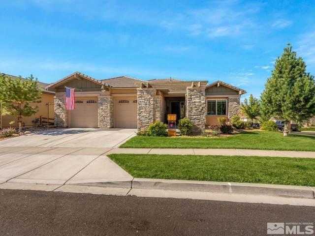 8790 Oak Hollow Way, Reno, NV 89523 (MLS #210014378) :: Theresa Nelson Real Estate