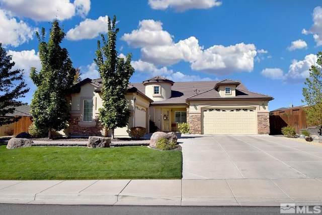 7860 Orange Plains, Sparks, NV 89436 (MLS #210014432) :: NVGemme Real Estate