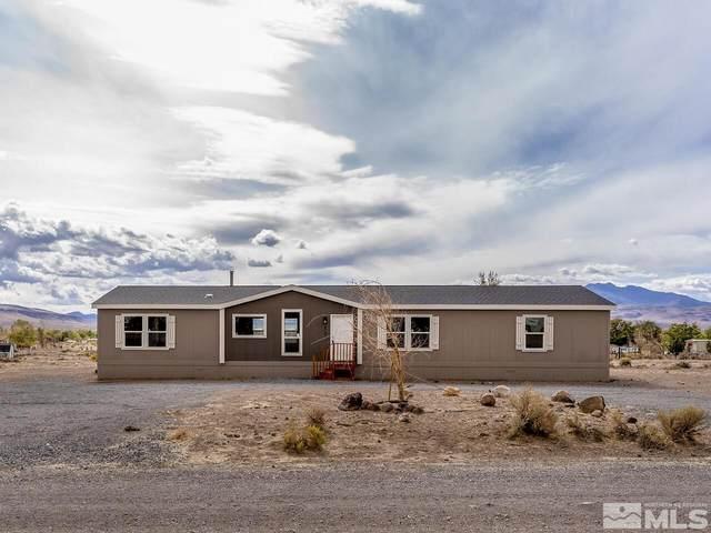 9105 Hopi Trail, Stagecoach, NV 89429 (MLS #210014491) :: NVGemme Real Estate