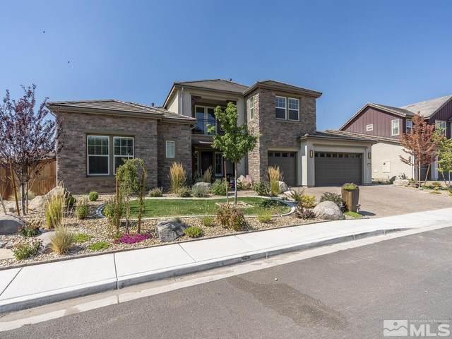 9020 Boomtown Garson Road, Verdi, NV 89439 (MLS #210014567) :: NVGemme Real Estate