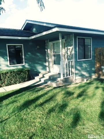 318 So. Whitacre, Yerington, NV 89447 (MLS #210014695) :: Chase International Real Estate