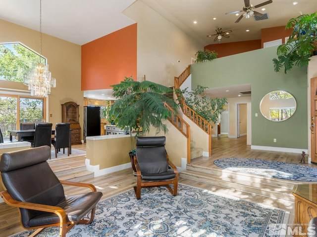 5910 Blue Horizon Court, Reno, NV 89523 (MLS #210014780) :: Chase International Real Estate