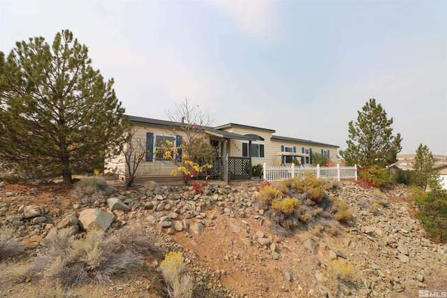 1250 Grizzly Court, Reno, NV 89506 (MLS #210014810) :: NVGemme Real Estate