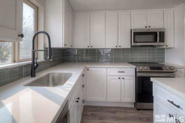 35 N Bybee, Yerington, NV 89447 (MLS #210014867) :: Chase International Real Estate