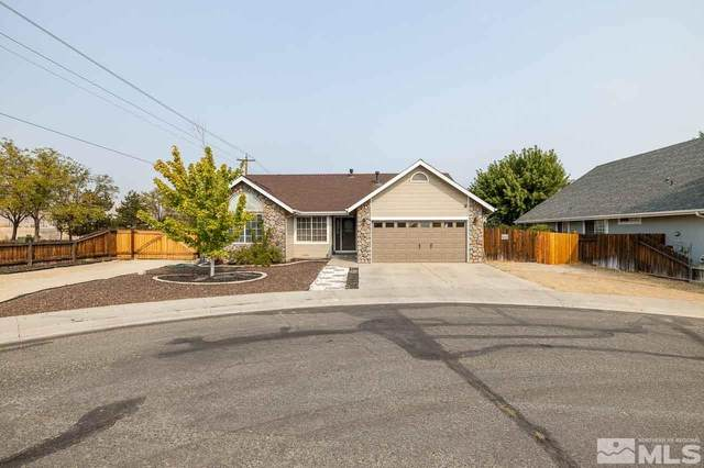 532 Meridian  Court, Carson City, NV 89701 (MLS #210014887) :: NVGemme Real Estate