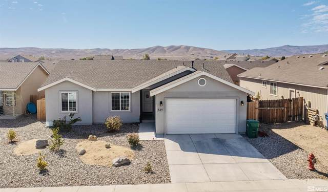 545 Country Hollow, Fernley, NV 89408 (MLS #210014912) :: NVGemme Real Estate