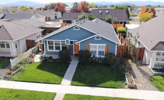 1423 Pin Oak Drive, Gardnerville, NV 89410 (MLS #210014941) :: Vaulet Group Real Estate