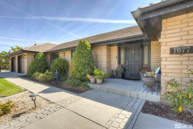 1077 Koontz Lane, Carson City, NV 89701 (MLS #210014964) :: Colley Goode Group- CG Realty