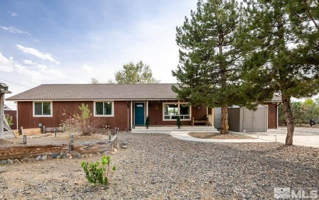 1375 Saratoga St., Minden, NV 89423 (MLS #210015048) :: NVGemme Real Estate