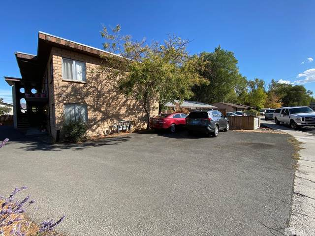 4000 Shinners Ct. #4, Reno, NV 89503 (MLS #210015086) :: Vaulet Group Real Estate