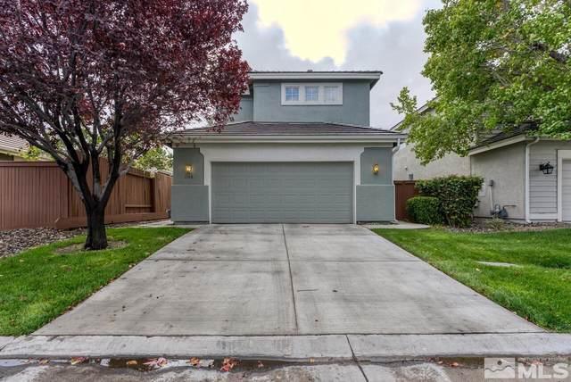 1108 Scenic Park Terrace, Reno, NV 89521 (MLS #210015121) :: Vaulet Group Real Estate