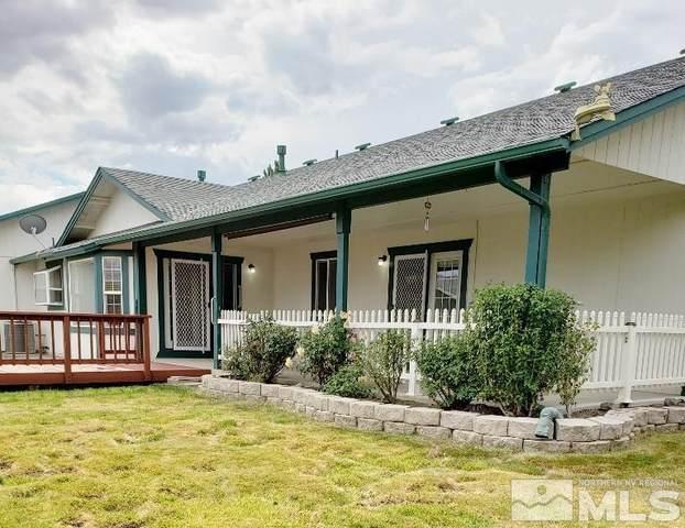 1419 Rosy Finch Drive, Sparks, NV 89441 (MLS #210015186) :: NVGemme Real Estate