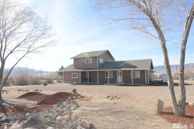 5185 Stagecoach, Stagecoach, NV 89429 (MLS #210015294) :: NVGemme Real Estate
