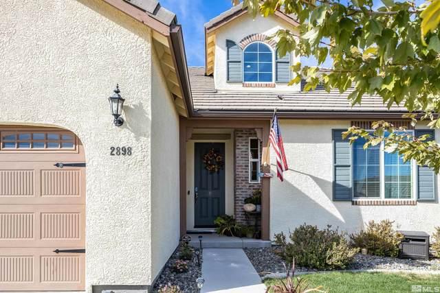 2898 Iridium Ct, Sparks, NV 89436 (MLS #210015342) :: NVGemme Real Estate