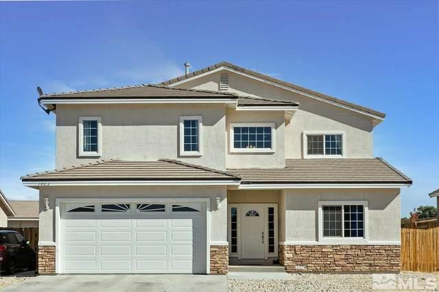 1403 Wind River Rd, Fernley, NV 89408 (MLS #210015365) :: NVGemme Real Estate