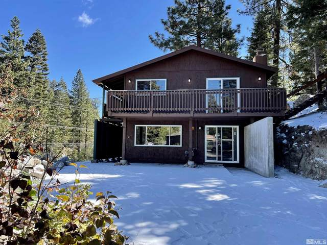 374 Andria Drive, Stateline, NV 89449 (MLS #210015398) :: Chase International Real Estate