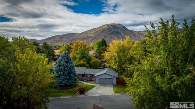 1889 Newman, Carson City, NV 89703 (MLS #210015458) :: NVGemme Real Estate