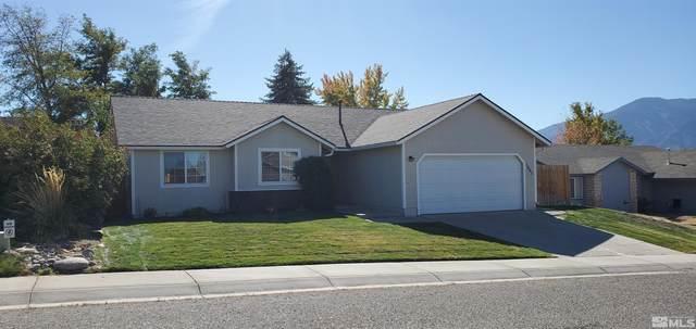 1003 Sunburst Drive, Carson City, NV 89705 (MLS #210015566) :: Vaulet Group Real Estate