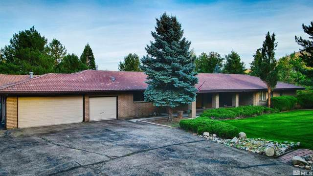 1321 Longview Way, Carson City, NV 89703 (MLS #210015567) :: NVGemme Real Estate