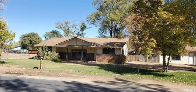 5307 Center Drive, Carson City, NV 89701 (MLS #210015574) :: Morales Hall Group