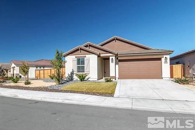 1218 Grey Owl Drive, Sparks, NV 89436 (MLS #210015592) :: Chase International Real Estate
