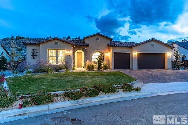 3674 Pinot Grigio Dr., Reno, NV 89509 (MLS #210015602) :: The Coons Team