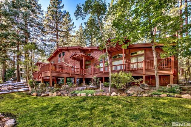 651 14TH GREEN DR, Incline Village, NV 89451 (MLS #210015617) :: The Coons Team