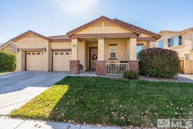 4181 Mystery Drive, Sparks, NV 89436 (MLS #210015627) :: The Coons Team