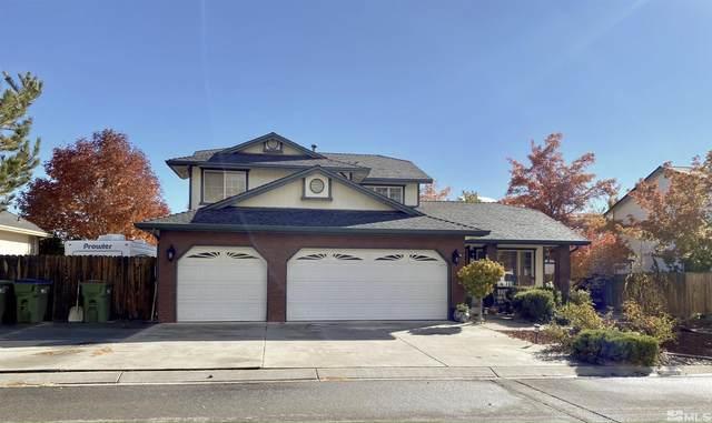 2267 Christmas Tree Drive, Carson City, NV 89703 (MLS #210015790) :: Colley Goode Group- CG Realty