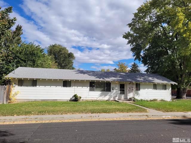 505 Mary Street, Carson City, NV 89703 (MLS #210015844) :: NVGemme Real Estate