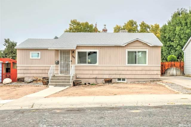 765 Wilkinson Avenue, Reno, NV 89502 (MLS #210015969) :: Vaulet Group Real Estate