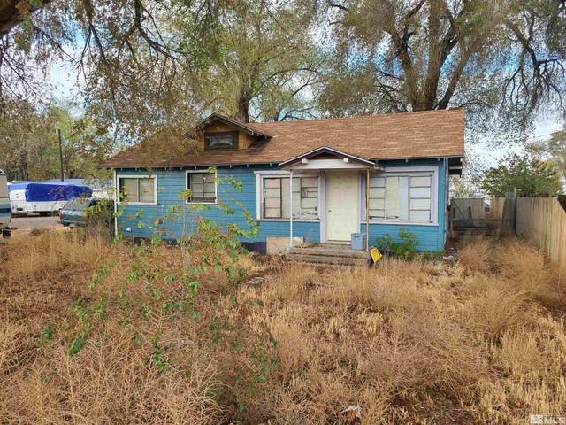 905 Grinnel Ave & 790 9th St, Lovelock, NV 89419 (MLS #210016014) :: Vaulet Group Real Estate