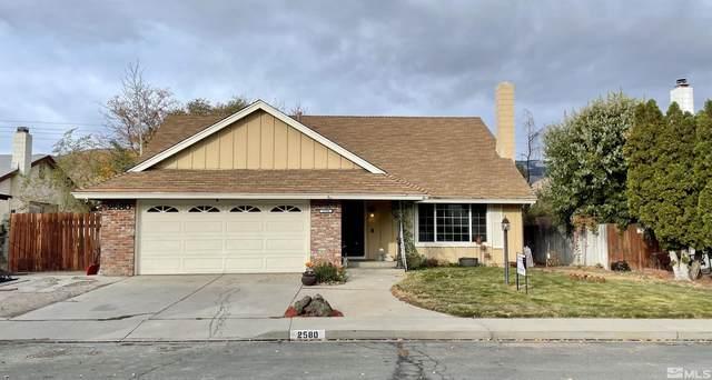 2580 Brentwood Dr., Carson City, NV 89701 (MLS #210016020) :: NVGemme Real Estate
