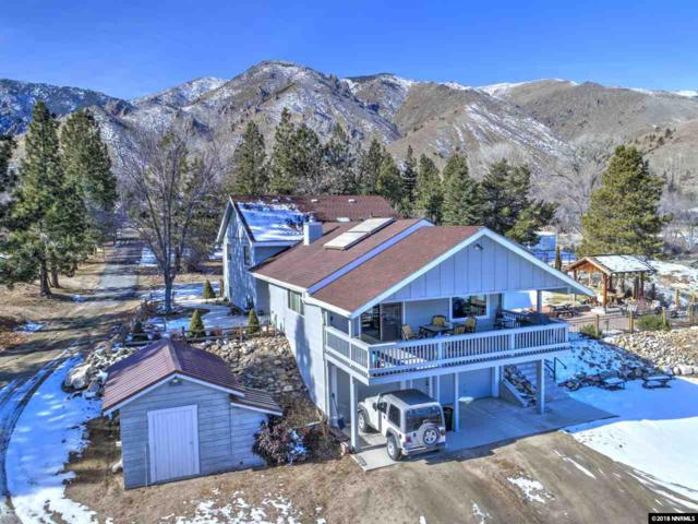 111448 Us Highway 395, Coleville, Ca, CA 96107 (MLS #180000963) :: Joshua Fink Group