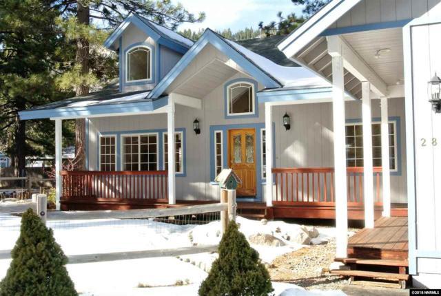 2876 Santa Claus, South Lake Tahoe, CA 96150 (MLS #180001547) :: RE/MAX Realty Affiliates